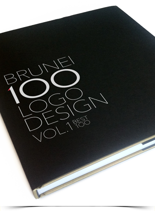 Brunei 100 Logo Design