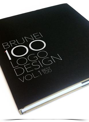 Brunei 100 Logo Design